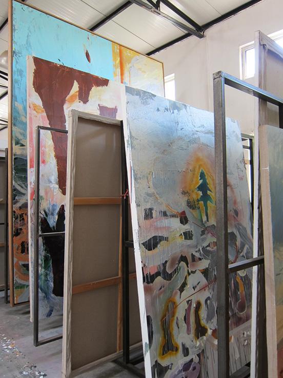 qiu-xiaofei-abstract-painting