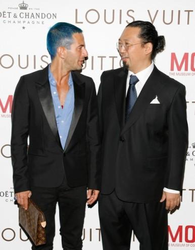 Takashi+Murakami+Honors+Marc+Jacobs+Arrivals+Tw1Fmp-2x35l