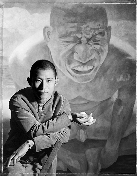 Fang-Lijun-Beijing-1993