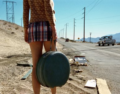 alex prager on the road