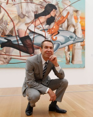 <> on June 19, 2012 in Frankfurt am Main, Germany. *** Local Caption *** Jeff Koons
