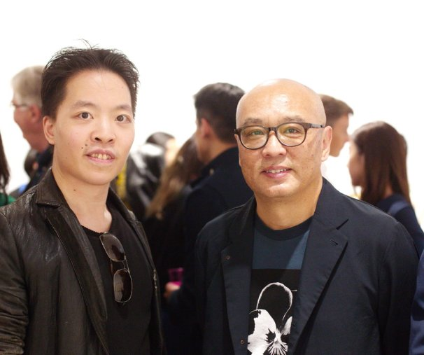 michael_andrew_law_meets_artist_zhang_xiaogang_by_michaelandrewlaw-dc71519