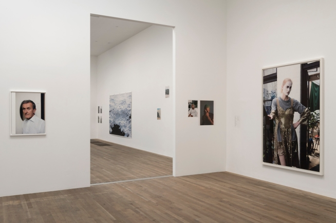 Wolfgang Tillmans Press View, Tate Modern Boiler House, Level 3, 14/02/2017